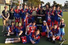2015 U15 Southern Crosse - National Champions