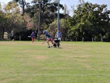 Camberwell U15 Boys v Footscray 28 Apr 2018
